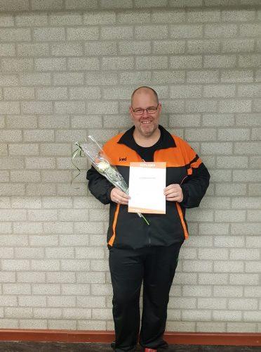 ronny met diploma